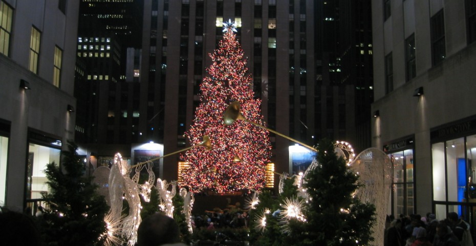 christmas tree rockefeller center