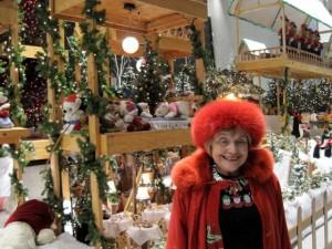 teddy bear christmas in new york